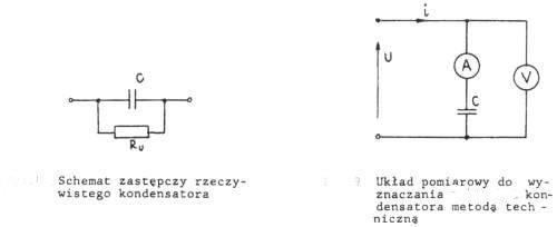 pomiar parametrów kondensatora w domowych warunkach