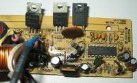 Chieftec model: HCP-360-302DF zwarcie 10N60B do radiatora!