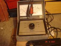 Miernik Peerless 220 - problem z pomiarem prądu