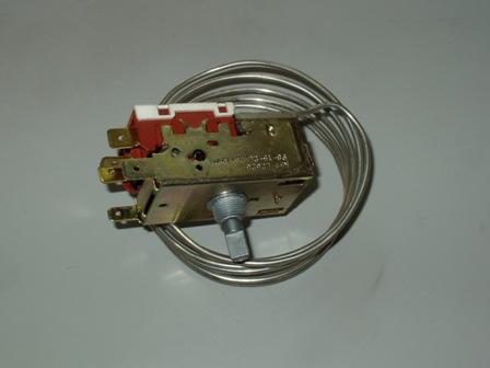 Rozmrażająca się chłodziarka POLAR 136 - jaki termostat?