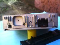 schemat kostki do radia SONY XR-L240