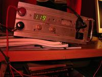 Przegrzanie tranzystorów wzmacniacza nieznanej firmy