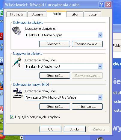Płyta GA-M55plus-S3G, Realtek Alc 883 brak mikrofonu