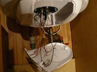 Wymiana anody magnezowej Elektromet WJ60 Master - zdjęcia !