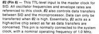 Rezonator kwarcowy 1MHz (HC33/U)