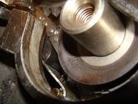 Fiesta 97 1,3 8V Wymiana łańcucha rozrządu.
