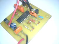 Stroboskop policyjny na 12V /48 diod LED