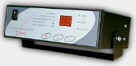 Wyświetlacz temperatury do e sigma do kotła CO2