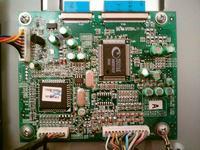 Monitor LCD Belinea Maxdata 101711 (111750) - zrywa obraz
