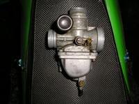 Suzuki DR 125- odpala tylko po wlaniu paliwa do cylindra