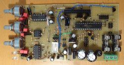 Domowe audio Granata - Procesor DSP