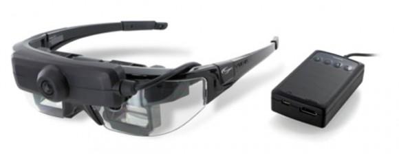 Vuzix Star 1200XLD - okulary wideo z rzeczywisto�ci� rozszerzon�