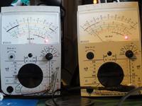 Pomiar rezystancji prądem stałym/zmiennym