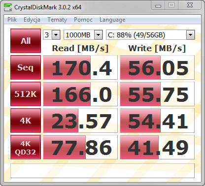 Zmiana SSD z OCZ Solid 3 60 GB na Samsung 840 EVO 120 GB - czy to ma sens?