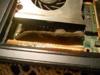HP Compaq nc 6220 - bardzo głośny wentylator, grzeje się, trudno włączyć