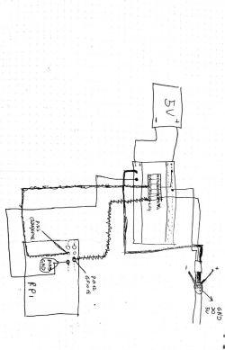 Podłączenie programowalnych pasków ledowych do zasilacza 12,5 V