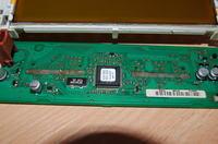 Citroen C4 - wyświetlacz do naprawy