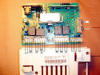 Pralka IWD 5085 indesit - tryb serwisowy.