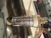 AEG - Pralka ze spalonym kondensatorem jaki kupi� �eby pasowa� ?