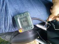 Peugeot Ludix - Brak instalacji kierunkowskaz�w