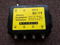 art4 - Skacząca siłą sygnału dvb-t