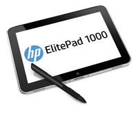 "HP ElitePad 1000 G2 - 10,1"" tablet z 4-rdzeniowym Atom i Windows 8.1"
