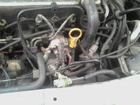 Ford Escort 1.8 TD Endura DE - Wysokie obroty jałowe na ciepłym silniku