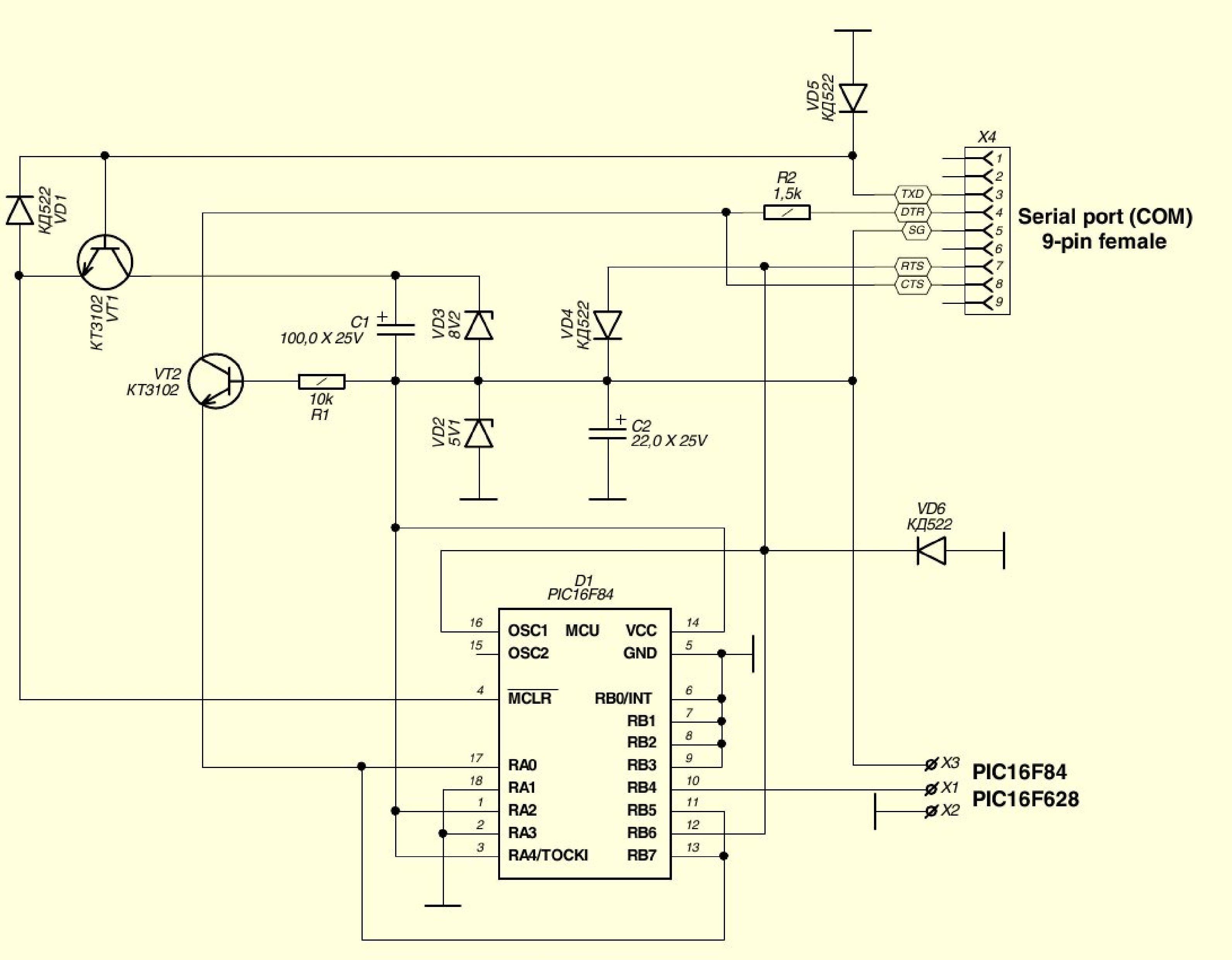 Устройства на микроконтроллерах пик 3 фотография