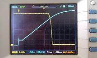 Transoptor - powolne załączanie - ISP521-1X