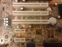 P5GDC PRO - ABE 526 - Nierozpoznany element na płycie głównej