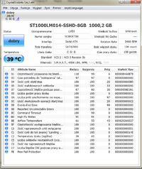 Lenovo Z710 - Uszkodzony dysk?