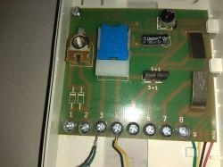 Domofon unifon Vekta TK6 - wywołanie przy odłożonej słuchawce