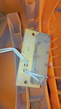 Zelmer DOT ZVC125EK - Uszkodzony potencjometr regulacji mocy