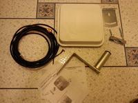 [Sprzedam] Antena panelowa GSM Cyklon 14dBi HV 800~900MHz