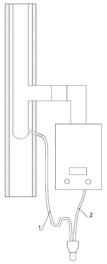 Piec kondensacyjny a odprowadzanie skroplin.