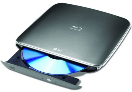 LG BP40NS20 Blu-ray Disc Rewriter - nagrywarka z obs�ug� 5 format�w dysk�w