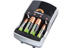 �adowarka Duracell cef15gbl - �aduje tylko akumulatory Duracell
