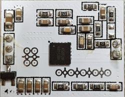 Plafon LED z czujnikiem MW - nadwrażliwy czujnik