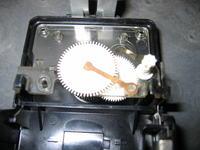 rozregulowany zegar z zakładów Predom-metron (prod układu TORAL)