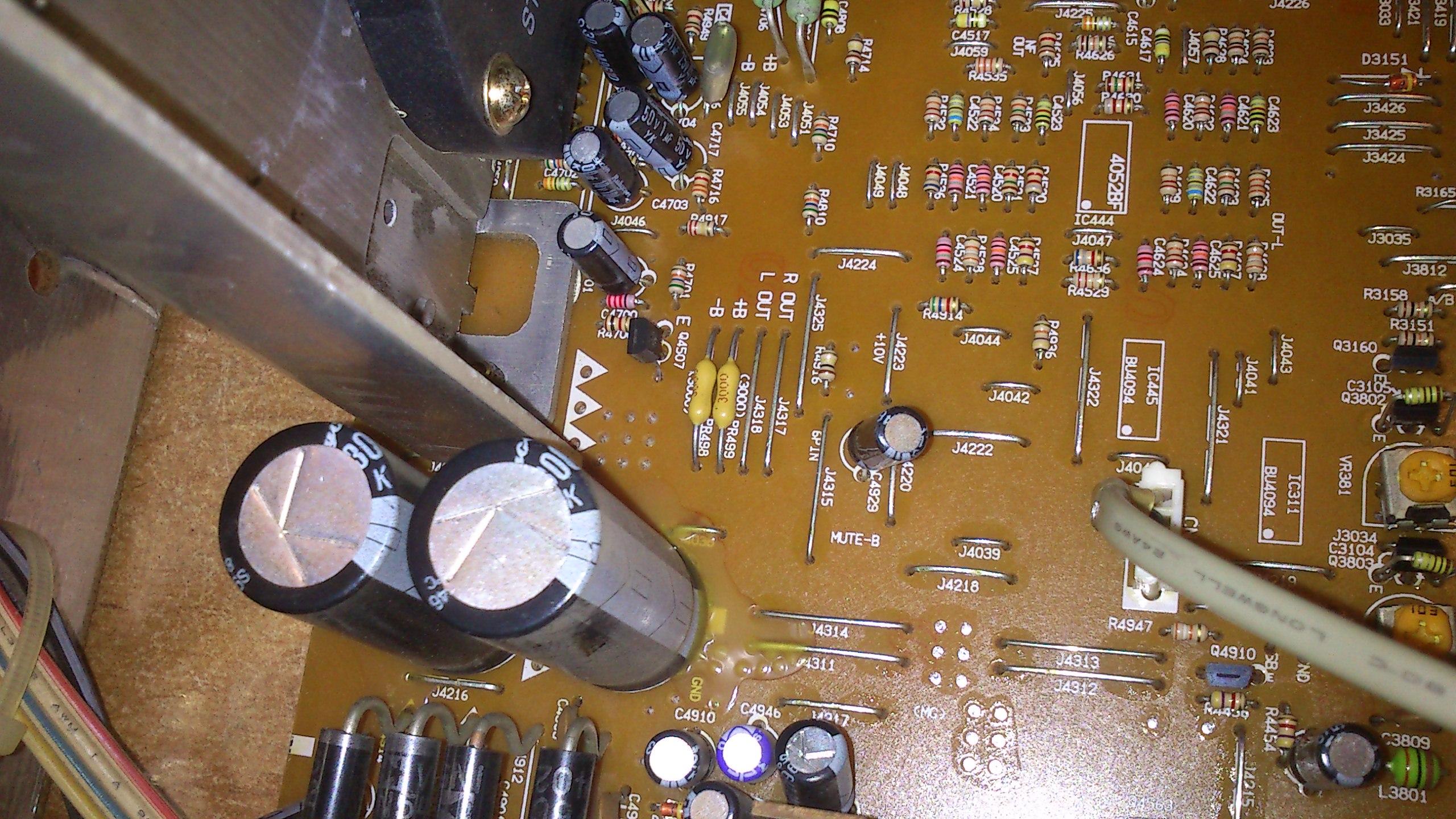 Wie�a Sanyo DC-F180U - Co to za elementy?