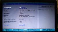 Nie da się uruchomić laptopa TOSHIBA L650 - 1M0 - bios?