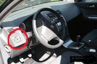 Volvo V50 Pod�wietlenie
