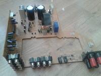 Denon UPA-F88 - nie wlacza sie,dioda od powera miga