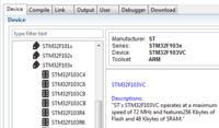 HY-Mini - STM32F103VCT6 - GPIO nie działa ?
