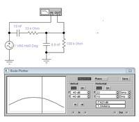 filtr średnich częstotliwości-odcięcie dolnych