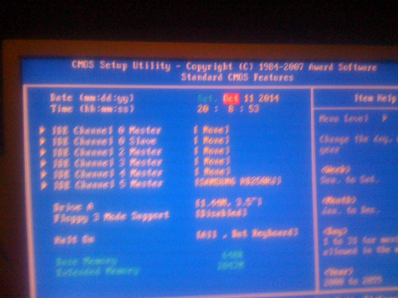 Instalator XP dysk uszkodzony, nap�d nie dzia�a.