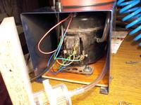 Kolejny kompresor lodówkowy