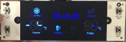 Lodówka Samsung RSH5STTS - Wyświetlacz lodówki