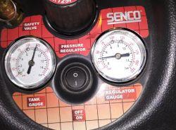 Jeden z najmniejszych kompresorów bezolejowych - Senco Micro, prezentacja