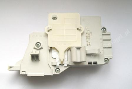 Pralka Whirlpool  awe7729 - Potrzebna blokada klapy -jaka jest w tym modelu?